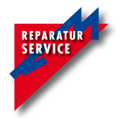 Button Reparatur - Service